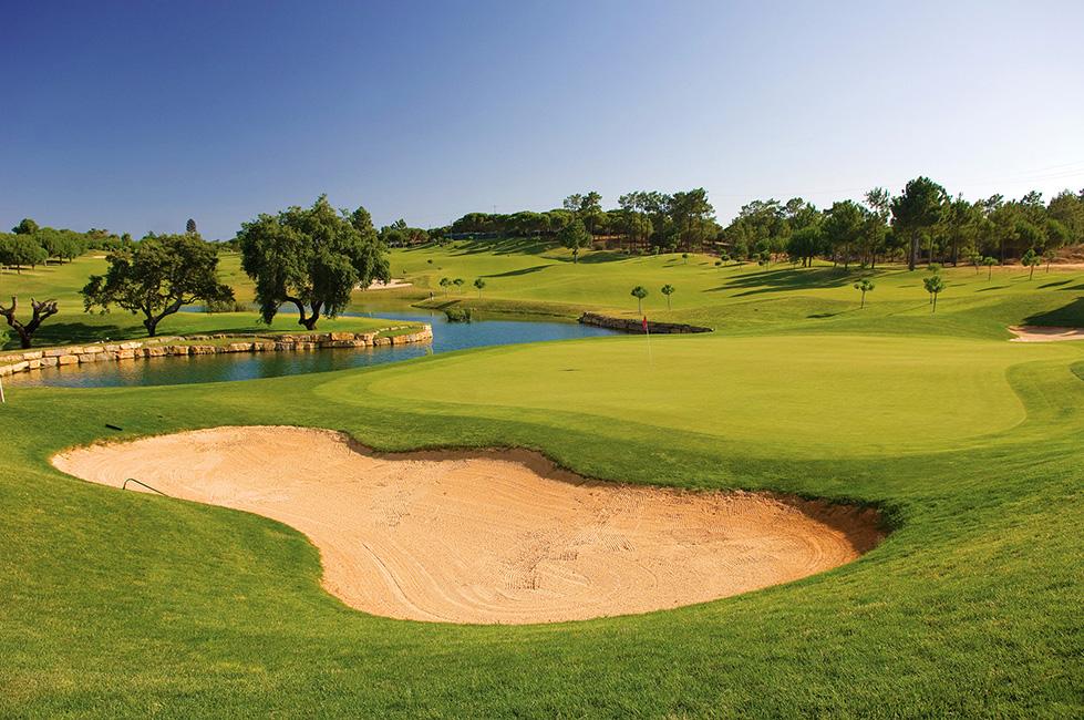 Campo de Golfe em Pinheiros Altos